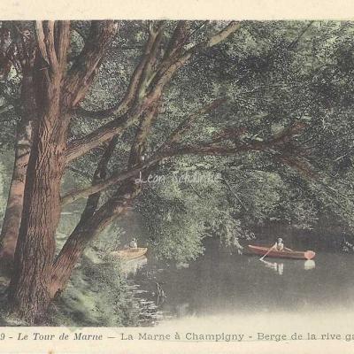 BJC 69 - Champigny - Le Tour de Marne