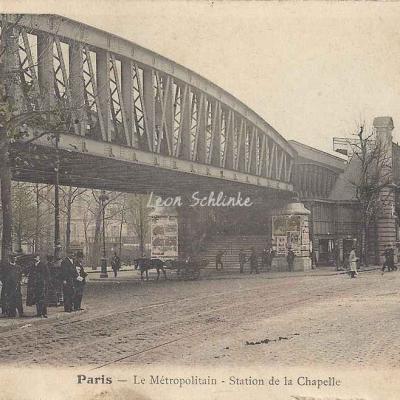 BJC - Le Métropolitain - Station de la Chapelle