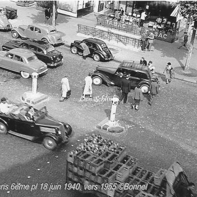 Bonnel - pl 18 juin 1940, vers 1955