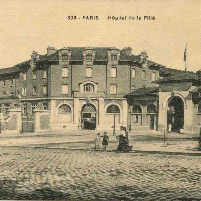 Bouchetal 303 - Hôpital de la Pitié