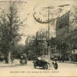 Bouchetal G. pour la Maison VIVET, 143, Avenue de Villiers