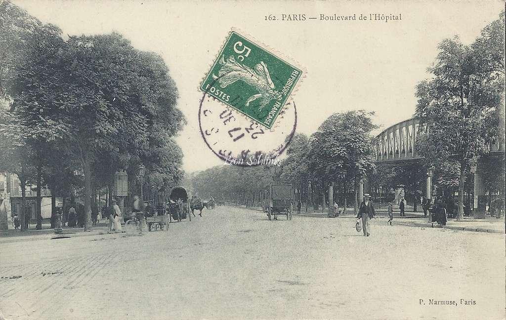 Marmuse 162 - Boulevard de l'Hôpital