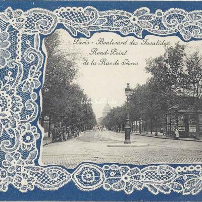 Boulevard  des  Invalides