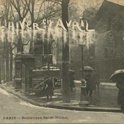 Boulevard Saint-Michel (2)
