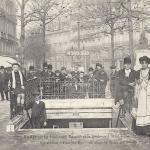 Gondry 1597 - Boulevards Raspail et St-Germain - Rue du Bac