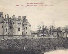Boulogne-sur-Gesse - Château de la Gesse (Labouche 1889)