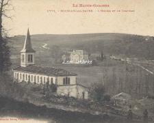 Boussan-les-Bains - Le Château (Labouche 1771)