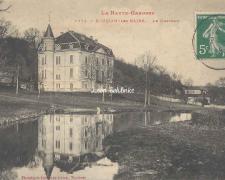 Boussan-les-Bains - Le Château (Labouche 1773)