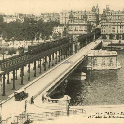 BR 27·2016 - Pont de Passy et Viaduc du Métro