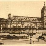 Braun 90 - VUES DE PARIS - La Gare de Lyon