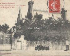 Brax - Château du Marquis de Pin (Labouche 386)