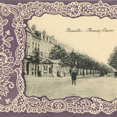 Bruxelles - Avenue Louise