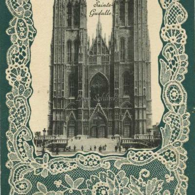Bruxelles - Eglise Sainte-Gudulle
