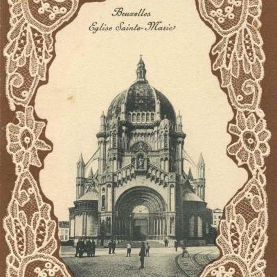 Bruxelles - Eglise Sainte-Marie