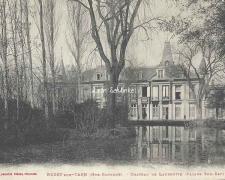 Buzet-sur-Tarn - Château de Laurentie sud-est (Labouche)