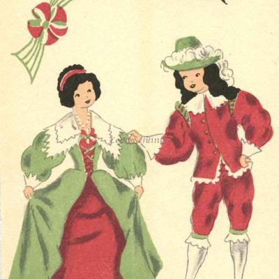 1494 - Danses et Enfants