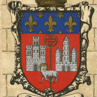 1297 - Blasons - Villes de France