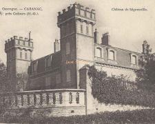 Cabanac - Château de Ségueville (J.Barrieu)