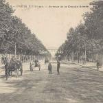CAD 3 - Avenue de la Grande Armée