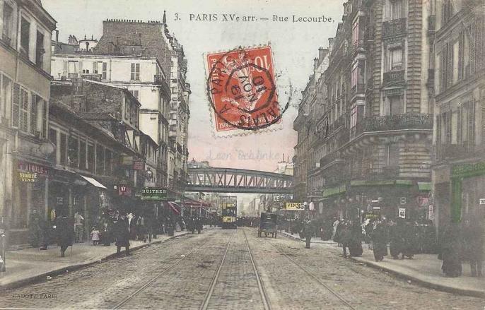 Cadot 3 - Rue Lecourbe