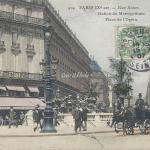 CADOT 914 - Rue Auber - Metro