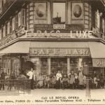 Café LE ROYAL OPERA, 19, Avenue de l'Opéra