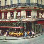 Café ROYAL-PRINTEMPS - 49 Bd Haussmann, 38 rue Caumartin