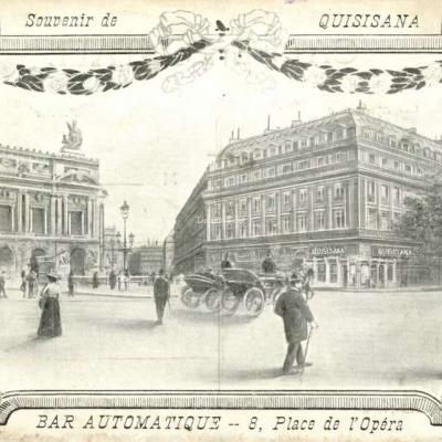 Camis imp. - Bar Automatique Quisisana