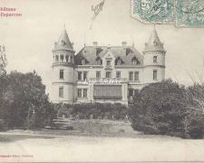 Canet-en-roussillon - Château de l'Esparrou (Labouche)