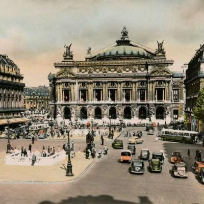 CAP 1178 - PARIS - Place de l'Opéra