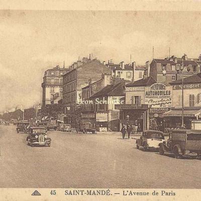 Saint-Mandé-Tourelle