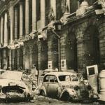 CAP 87 - Liberation de Paris - L'Hôtel Crillon après les combats