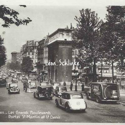 Cap 987 - Les Grands Boulevards, Portes St-Martin et St-Denis