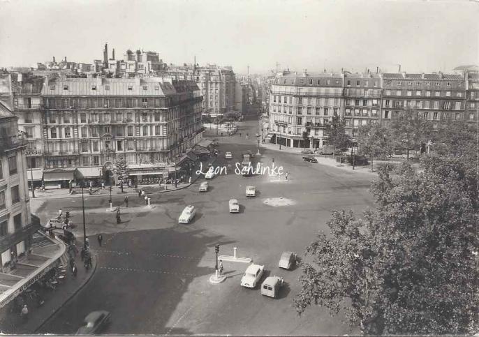 CAP - Place Léon Blum