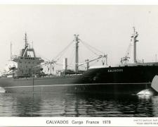 Cargo CALVADOS France 1978