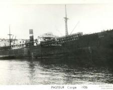 Cargo PASTEUR 1926