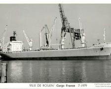 Cargo VILLE DE ROUEN 7-1979