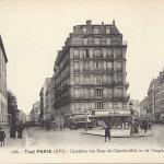 FF 1586 - Carrefour des Rues du Cherche-Midi et de Vaugirard