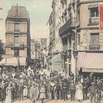 TOUT PARIS 1685 - Carrefour Parmentier-République