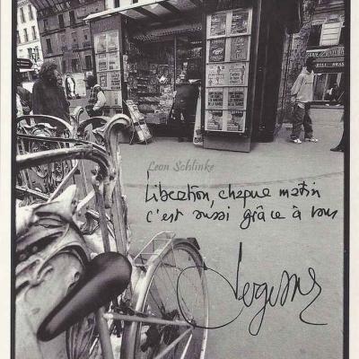 Cart'Com - Photo Thierry Dudoit pour Libération
