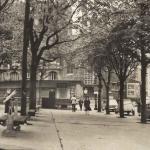 Carte-photo - Place des Fêtes - Le Métro