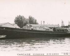 Citerne CASCADE  8-5-1950