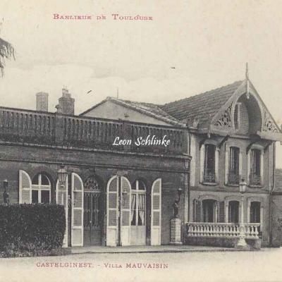Castelginest - Villa Mauvoisin