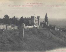 Castelnau-d'Estretefonds - Le Château (Labouche 293)