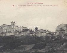 Castelnau-d'Estretefonds - Le Château (Labouche 294)