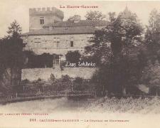 Cazères-sur-Garonne - Château de Montbéraud (Labouche 241)