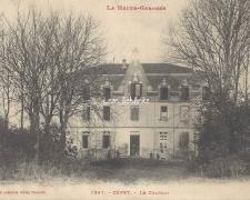 Cépet - Le Château (Labouche 1257)