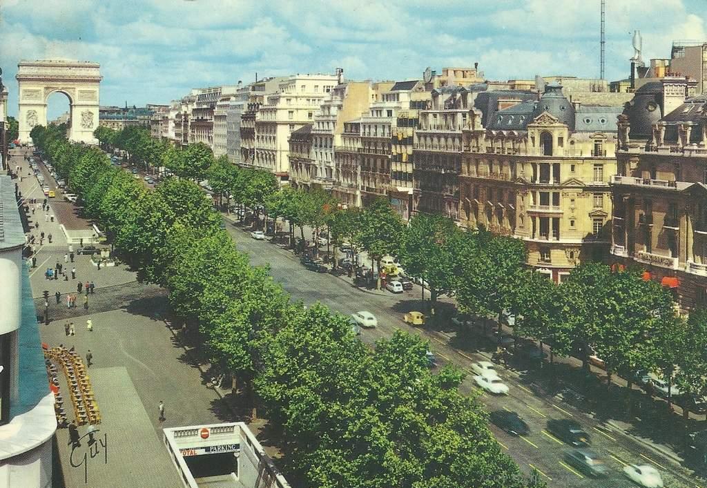 Guy 5169 - Les Champs Elysées