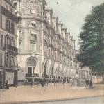 GB 183 - Champs Elysées, Le Palace Hotel