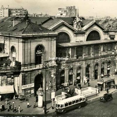 Chantal 113 - La Gare Montparnasse